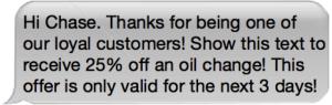 oil change 1
